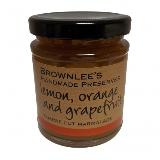 Brownlees Co. Armagh Preserves Lemon, Orange & Grapefruit Marmalade 227g