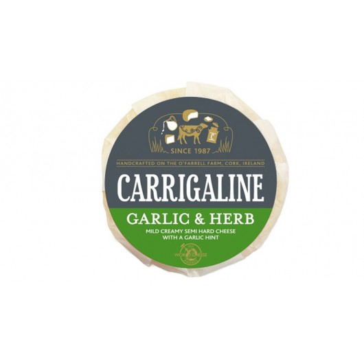 Carrigaline Farm House Herb & Garlic Cheese 200g