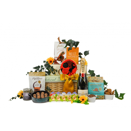 Chocolate Mania Gift Hamper Basket