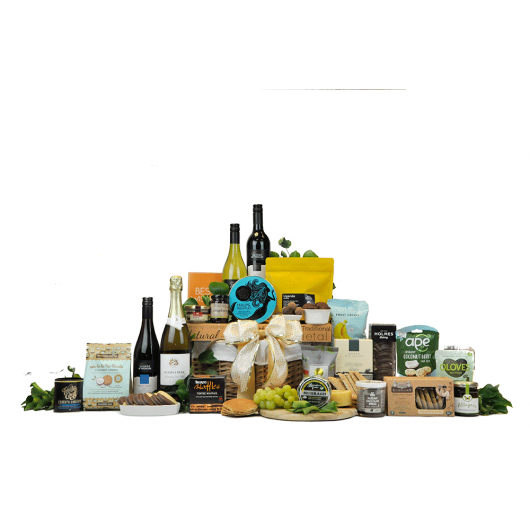 Great Taste Award Silver Vino Hamper