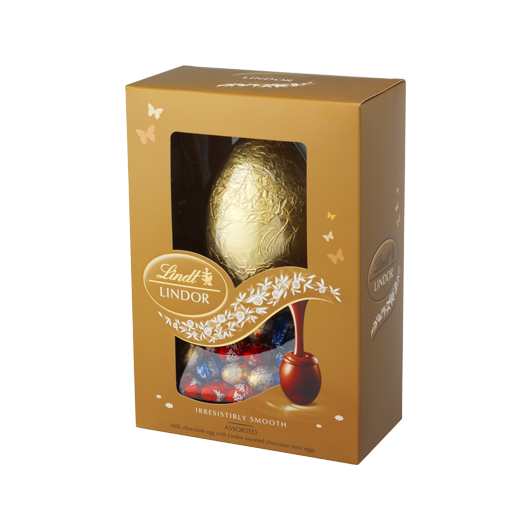 Lindt Lindor Easter Egg Gold