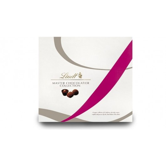Lindt Master Chocolatier Collection Box 144g