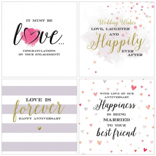Wedding, Anniversary, Engagement Gift Card