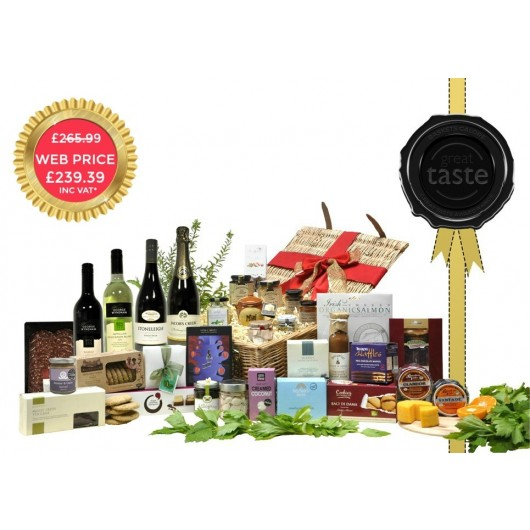 Great Taste Award Platinum Bounty Hamper
