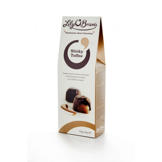 Lily O Brien Sticky Toffee Pouch