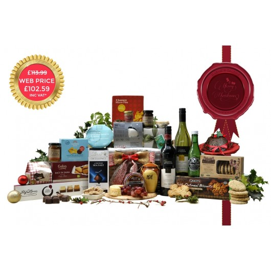 Christmas Traditional Feast Duo Hamper