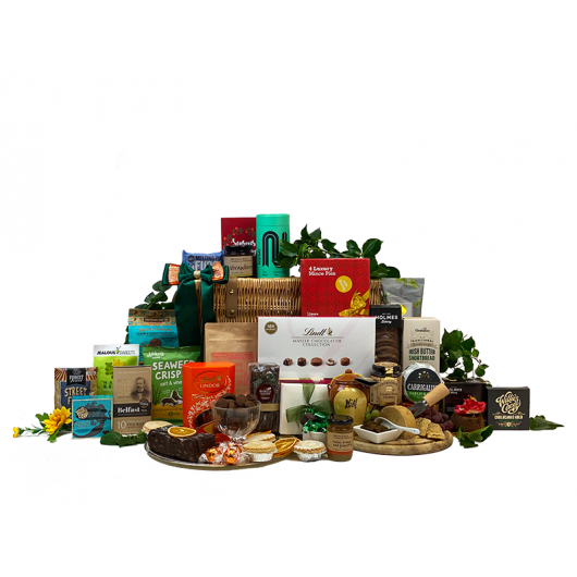 Christmas Hampers Galore: (AI Version)