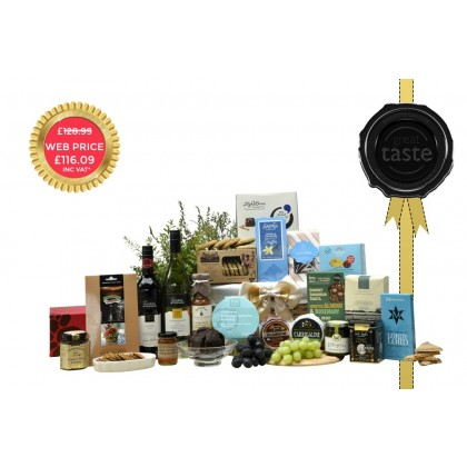 Great Taste Award Cheesey Bronze Duo Hamper