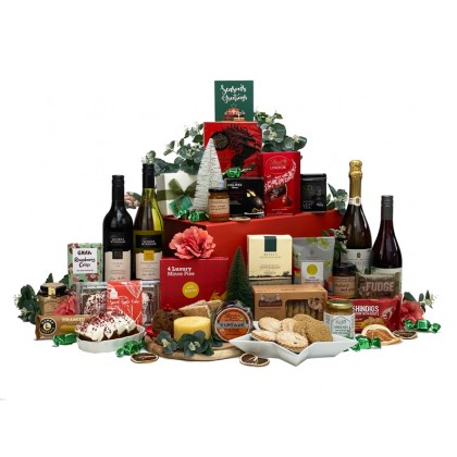 Christmas Traditional Wine Feast Gift Hamper