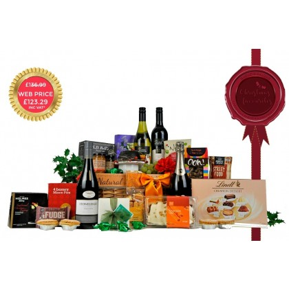 Christmas Traditional Celebration Party Hamper