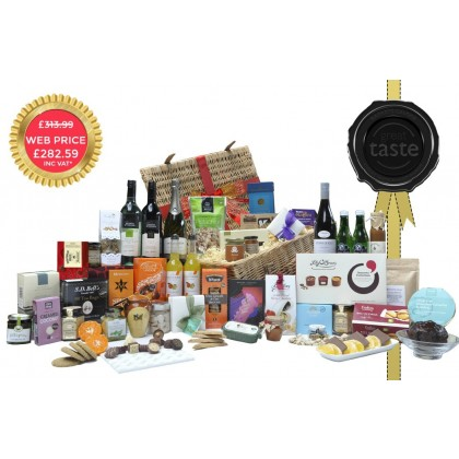 Great Taste Award Diamond Explorer Hamper