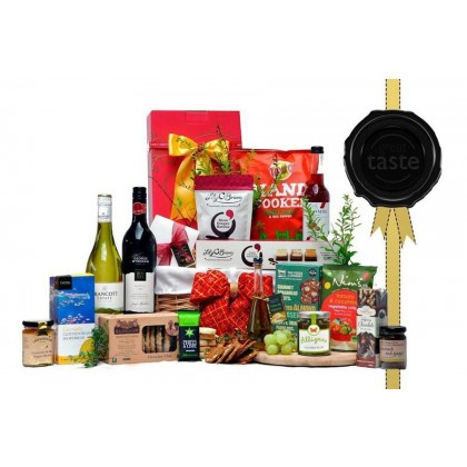 Great Taste Award Titanium Duo Hamper