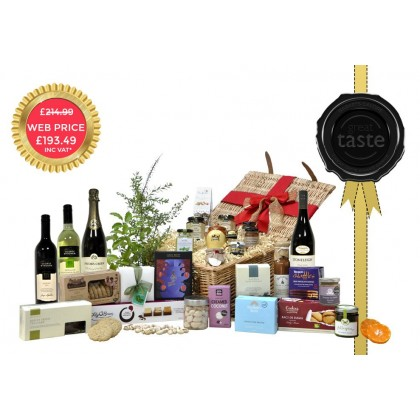 Great Taste Award Platinum New World Hamper