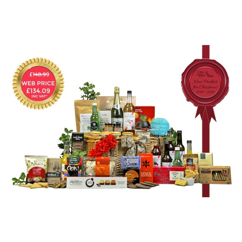 Alcohol Free Colossus Xmas Hamper