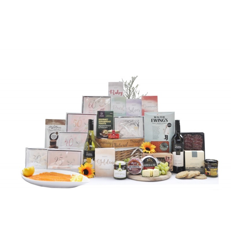 Anniversary Celebration Hamper Gift