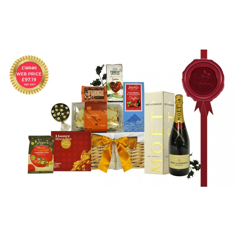 Champagne Vineyard Hamper