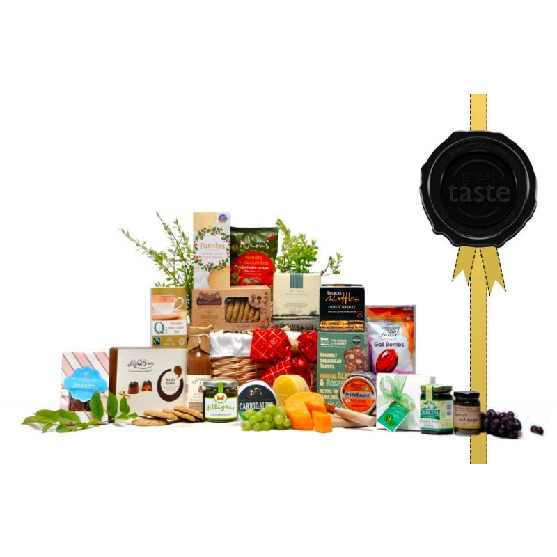 Great Taste Award Cheesy Bronze Hamper