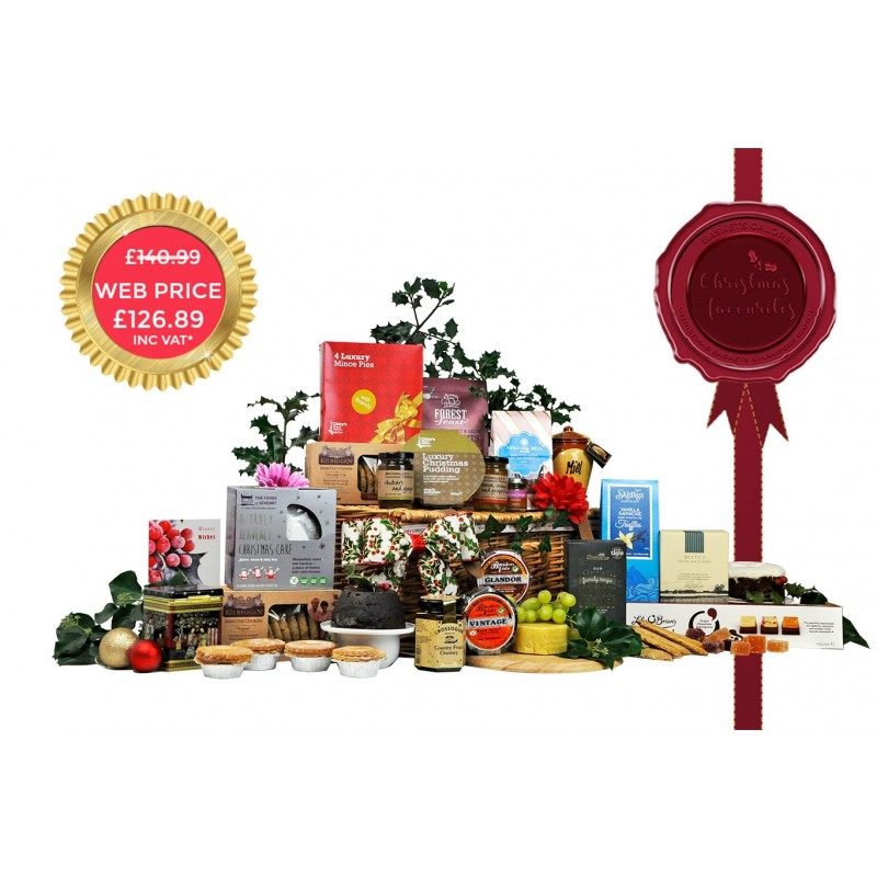 Christmas Traditional Banquet Hamper