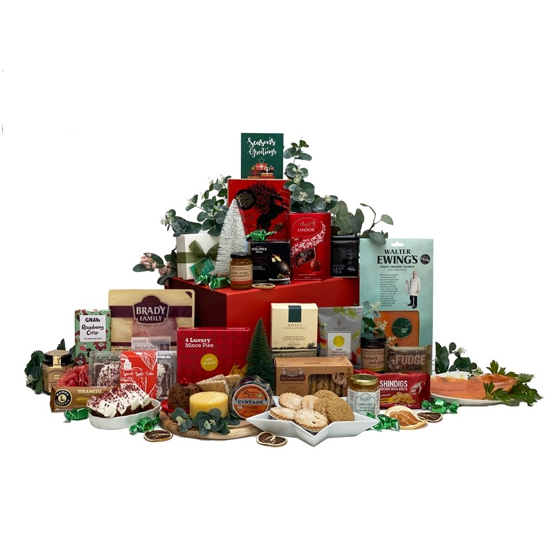 Christmas Traditional Chilly Feast Hamper