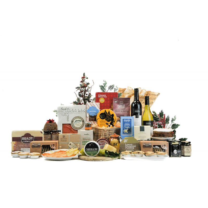 Christmas Traditional Mixed Banquet Hamper