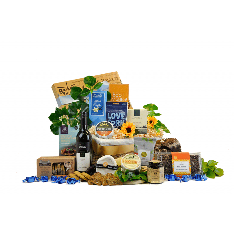 Europes Master Cheese Hamper