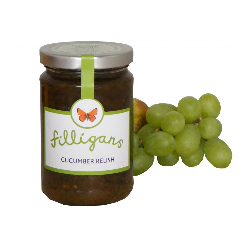 Filligans Cucumber Relish