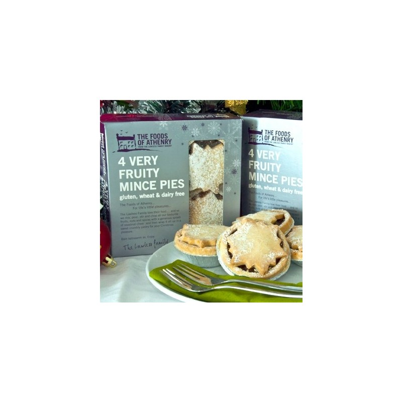 Gluten Free Sweet Mince Pies from The Foods of Athenry 280g