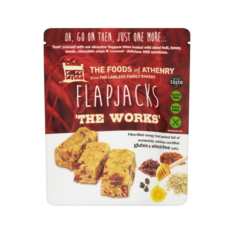 Foods of Athenry The Works Flapjack Mini Bites