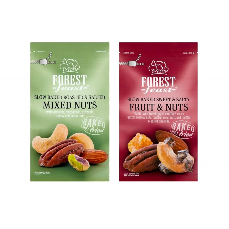 Forest Feast Snack International Mix