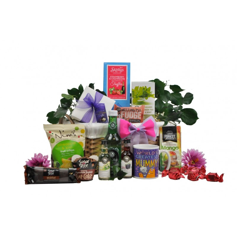 Mums Special Gift Basket