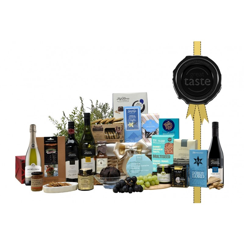 Great Taste Award Bronze Quadruple Hamper