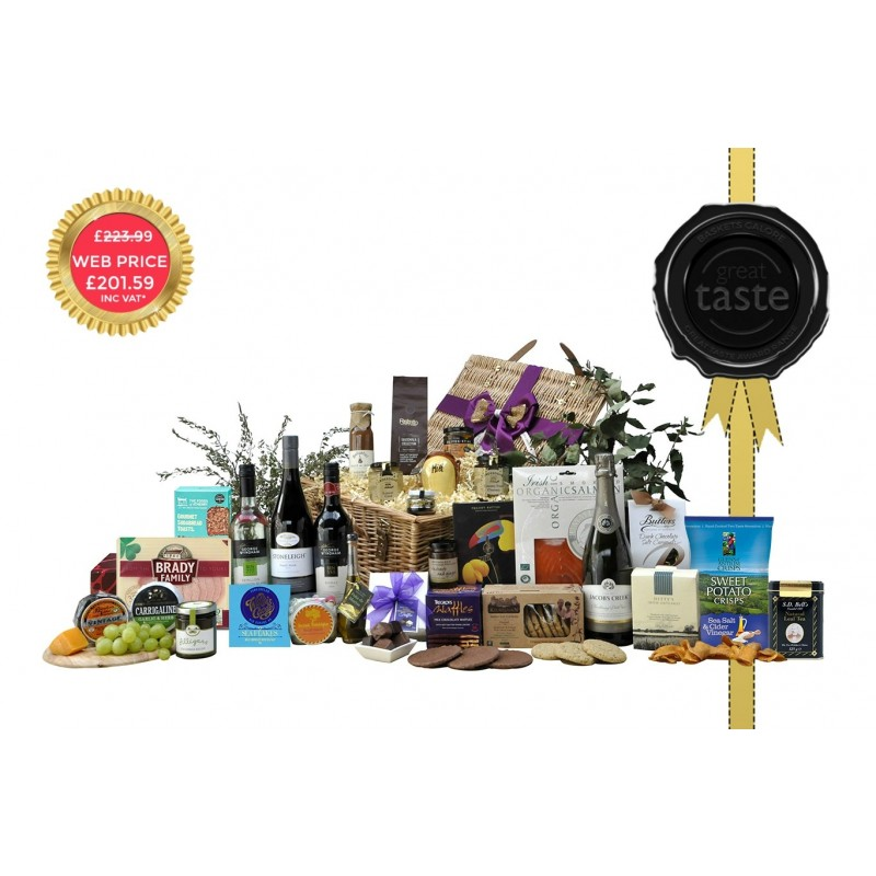 Great Taste Award Gold Celebration Hamper