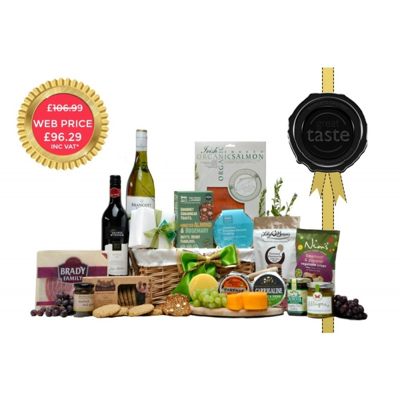 Great Taste Award Mixer Chrome Hamper