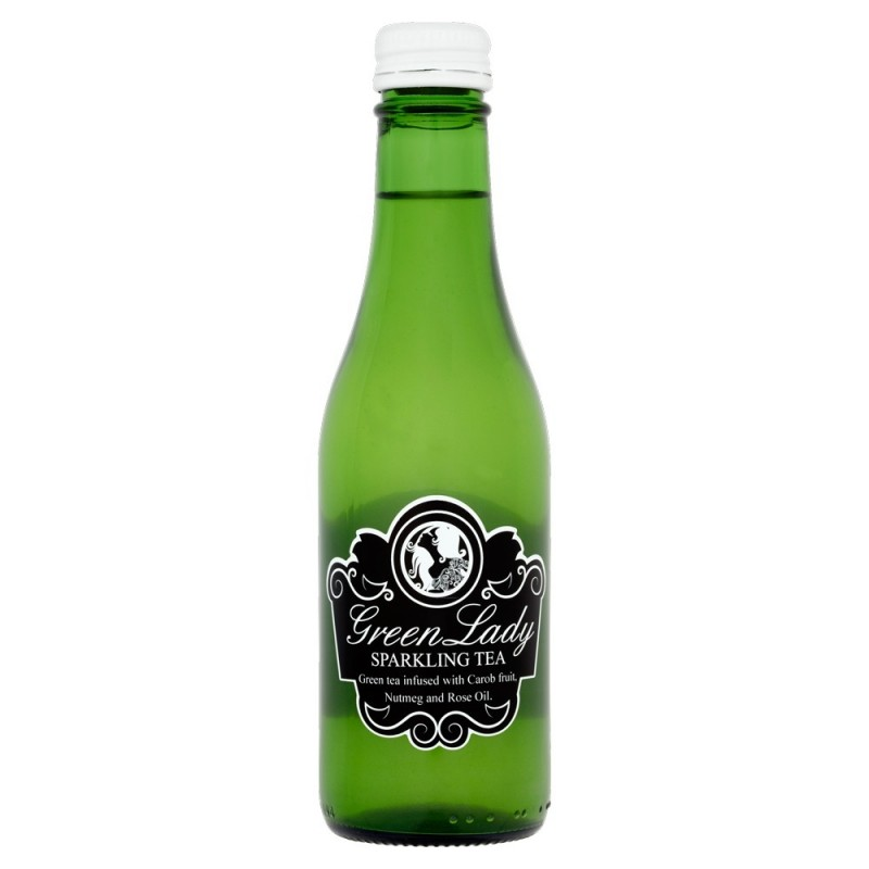 Green Lady Sparkling Tea 250mls