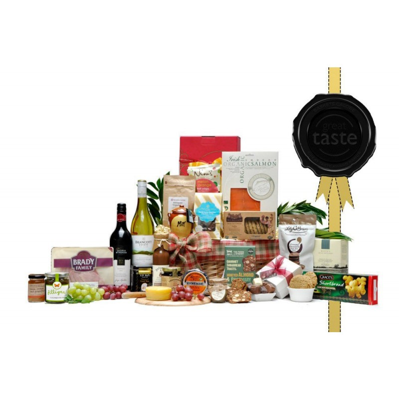 Great Taste Award Mixed Silver Hamper