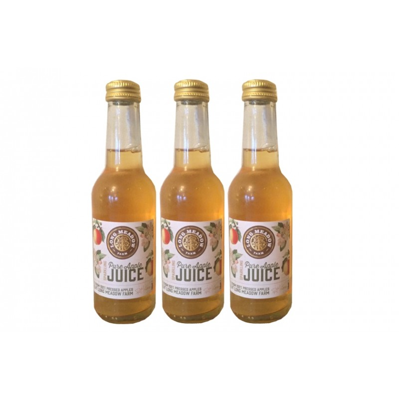 Long Meadow Sparkling Apple Juice 250ml