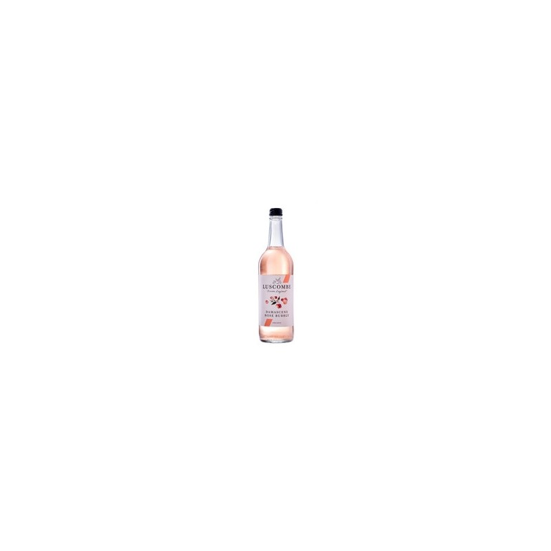 Luscombe Damascene Rose Bubbly 74cl