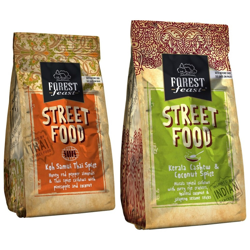 Forest Feast Street Food Nut Mix