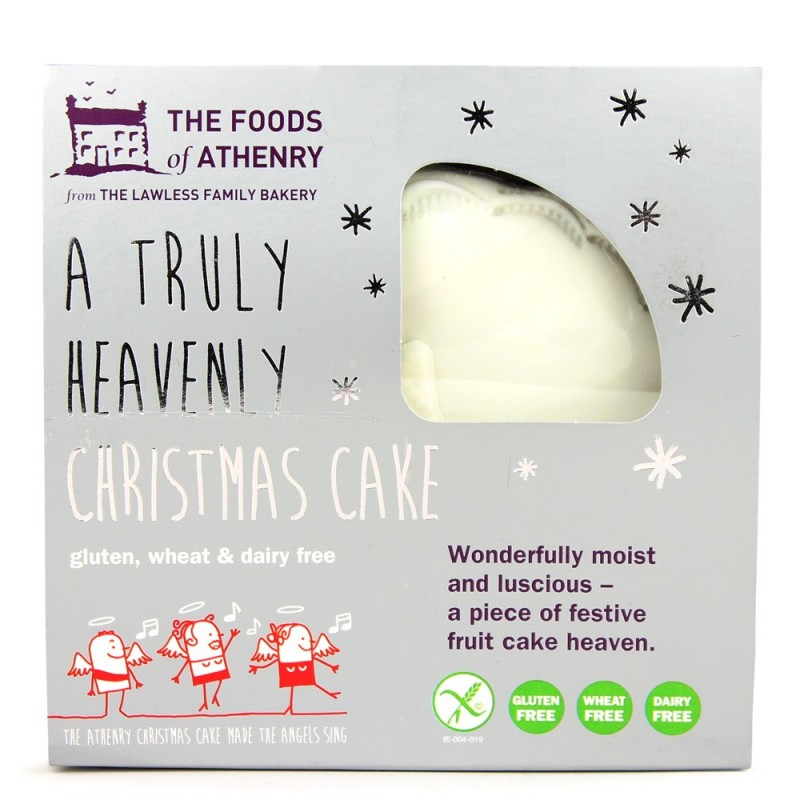 A Truly Heavenly Christmas Cake 600g