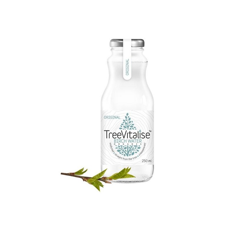 TreeVitalise Birch Water
