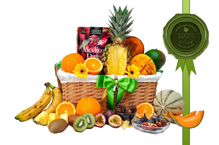 Gluten free energy gift basket negle Images