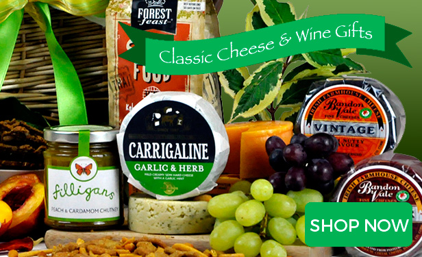Classic Cheese and Wine Gifts
