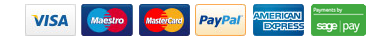 Payment methods we support